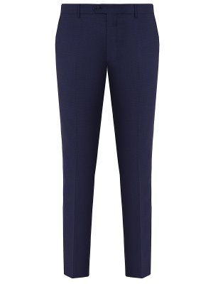 Классические брюки из шерсти BERWICH