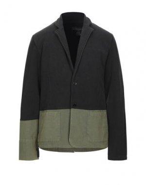 Пиджак MAJESTIC FILATURES. Цвет: черный