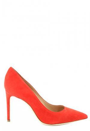 Туфли LERRE. Цвет: красный
