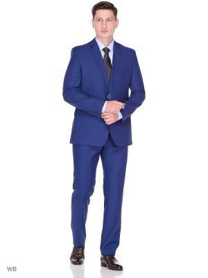Костюм La Biali. Цвет: синий
