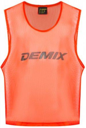 Манишка для мальчиков , размер 140-158 Demix. Цвет: оранжевый