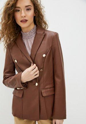 Пиджак Concept Club. Цвет: коричневый