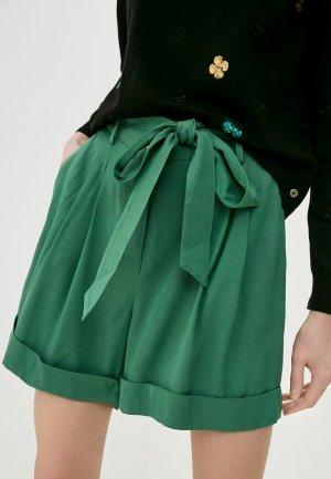 Шорты Liu Jo. Цвет: зеленый