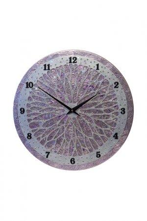 Настенные часы MARIARTY. Цвет: серебряный