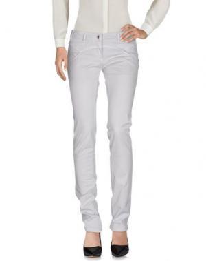 Повседневные брюки TWINGS for HEAVEN TWO. Цвет: серый