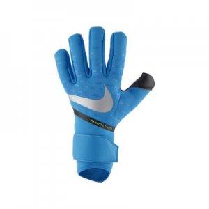 Футбольные перчатки Goalkeeper Phantom Shadow - Синий Nike