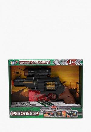 Игрушка Играем Вместе Револьвер. Цвет: разноцветный