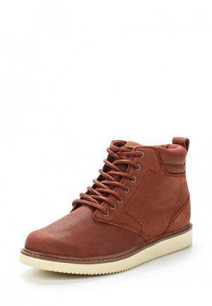 Ботинки DC Shoes MASON. Цвет: коричневый
