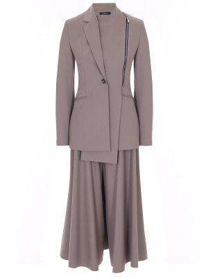 Костюм юбка и пиджак VASSA&CO