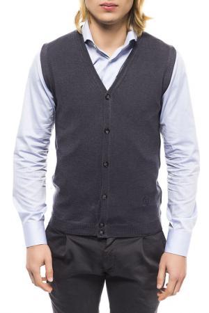 Vest Trussardi Collection. Цвет: gray