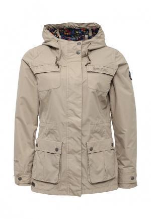 Куртка Regatta Nerine. Цвет: бежевый
