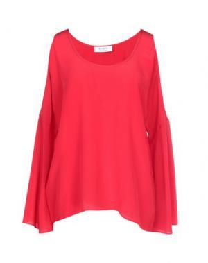 Блузка BAILEY 44. Цвет: красный