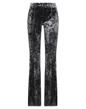 Повседневные брюки BABYLON. Цвет: стальной серый