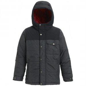 Детская куртка Barnone Jacket Burton. Цвет: темно-серый