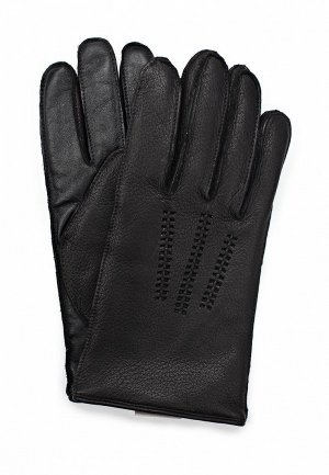 Перчатки UGG Australia UG174DMDAV19. Цвет: черный