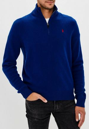Свитер Polo Ralph Lauren. Цвет: синий