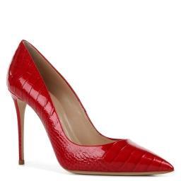 Туфли 1F121D100 красный CASADEI