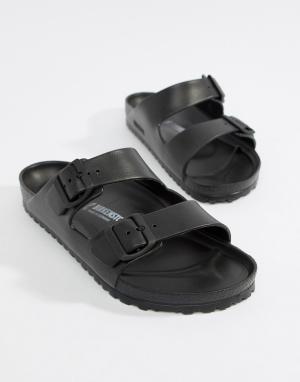 Черные сандалии Arizona EVA-Черный Birkenstock