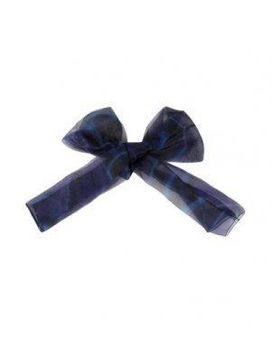 Брошь D.EXTERIOR. Цвет: темно-синий