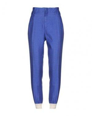 Повседневные брюки COAST WEBER & AHAUS. Цвет: ярко-синий