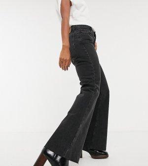 Черные расклешенные джинсы inspired-Черный Reclaimed Vintage