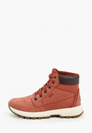 Ботинки Helly Hansen W BOWSTRING. Цвет: коралловый