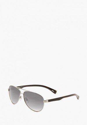 Очки солнцезащитные MR. Цвет: серебряный