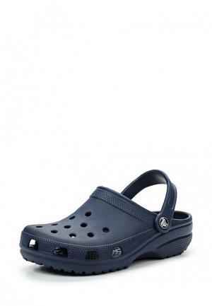 Сабо Crocs Classic Clog K. Цвет: синий