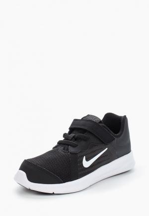 Кроссовки Nike Boys Downshifter 8 (TD) Toddler Shoe. Цвет: черный