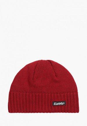 Шапка Eisbar Trop MÜ. Цвет: бордовый