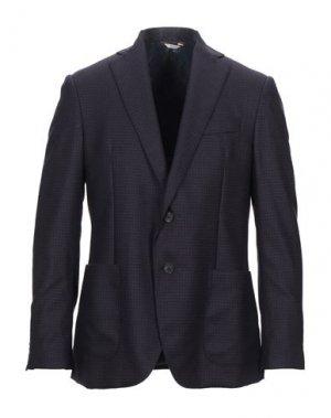 Пиджак RODA. Цвет: темно-фиолетовый