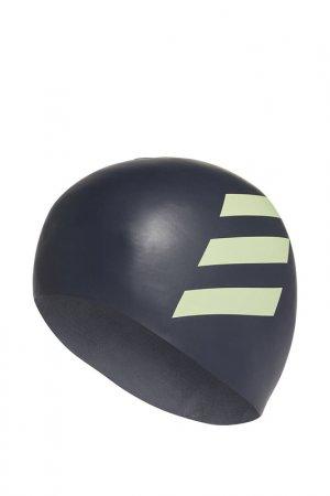 Шапочка для плавания SIL 3S adidas. Цвет: синий