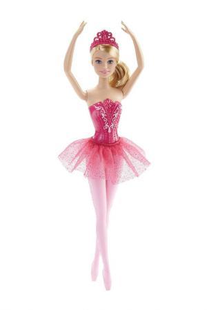 Барби (Балерина) Barbie. Цвет: бордовый