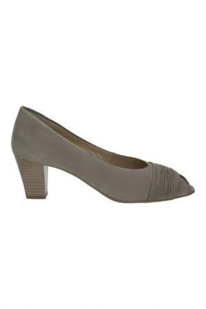 Туфли ARA. Цвет: серый