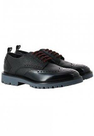 Ботинки JOHN RICHMOND. Цвет: черный