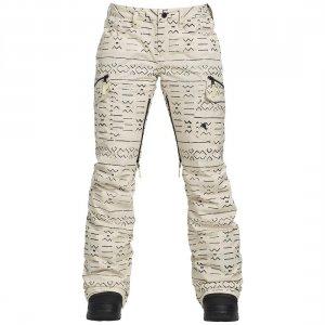 Штаны для сноуборда Gloria Insulated Pant Burton. Цвет: раста
