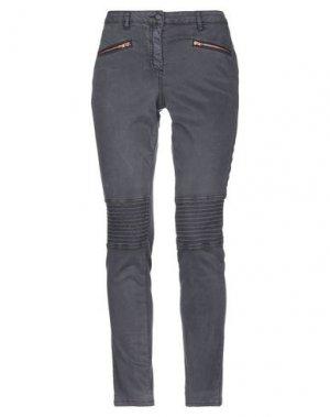Повседневные брюки MARC AUREL. Цвет: свинцово-серый