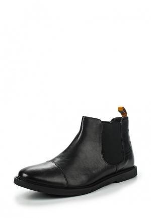 Ботинки Frank Wright FR621AMLEE32. Цвет: черный