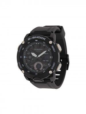 Наручные часы Carbon Core Guard G-Shock. Цвет: черный