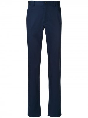 Durban классические брюки чинос D'urban. Цвет: синий