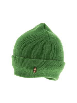 Шапка IGNITE. Цвет: зеленый