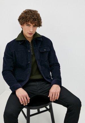 Куртка French Connection. Цвет: синий