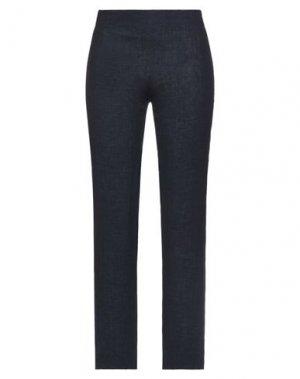 Повседневные брюки PHILOSOPHY di ALBERTA FERRETTI. Цвет: темно-синий
