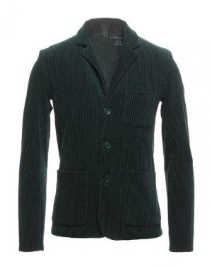 Пиджак MAJESTIC FILATURES. Цвет: темно-зеленый