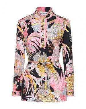Блузка LEONARD Paris. Цвет: розовый