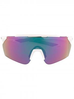 Солнцезащитные очки Ruckus Smith. Цвет: белый