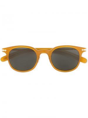 D-frame sunglasses Eyevan7285. Цвет: коричневый