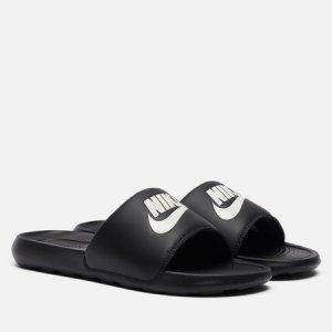 Сланцы Victori One Nike. Цвет: чёрный
