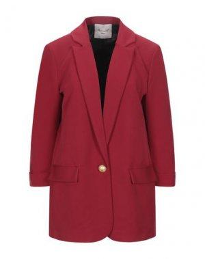 Пиджак MARIUCCIA. Цвет: красный