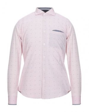 Pубашка HAMAKI-HO. Цвет: розовый